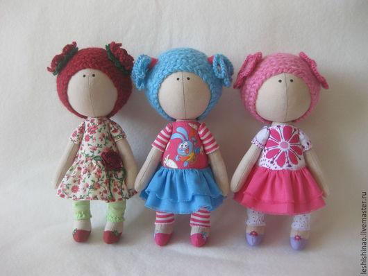Коллекционные куклы ручной работы. Ярмарка Мастеров - ручная работа. Купить Куколки. Handmade. Кукла ручной работы, кукла в подарок