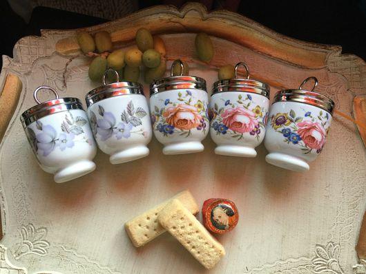 Винтажная посуда. Ярмарка Мастеров - ручная работа. Купить Кодлеры standart , 5 штук, Royal Worcester. Handmade. Кодлер