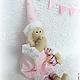 Куклы Тильды ручной работы. Ярмарка Мастеров - ручная работа. Купить Тильда. Handmade. Розовый, птичница, Птичница Тильда, синтепух