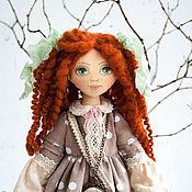 Куклы и игрушки ручной работы. Ярмарка Мастеров - ручная работа Кукла тильда Алиса, текстильная кукла, интерьерная кукла. Handmade.