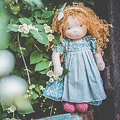Куклы и игрушки ручной работы. Ярмарка Мастеров - ручная работа Люба. Handmade.