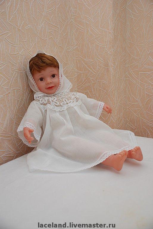 Крестильный комплект, Комплекты одежды для малышей, Елец,  Фото №1