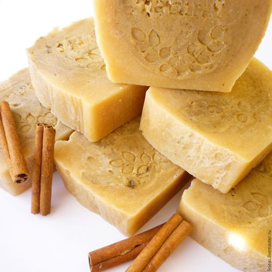 """Мыло-шампунь ручной работы. Ярмарка Мастеров - ручная работа. Купить """"Тантра"""" взбитый шампунь для жирных волос (с хной и корицей). Handmade."""