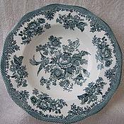 Винтаж handmade. Livemaster - original item Soup plates. Wedgwood. England.. Handmade.