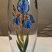 Вазы ручной работы. Ярмарка Мастеров - ручная работа Вазы: Ваза для цветов. Handmade.