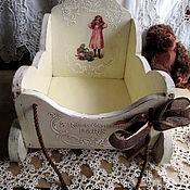 handmade. Livemaster - original item Toy cart