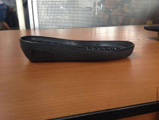Другие виды рукоделия ручной работы. Ярмарка Мастеров - ручная работа. Купить Подошва для валяной обуви BETTA. Handmade. Черный
