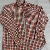 Винтаж handmade. Livemaster - original item Men`s shirt,100% cotton,vintage Germany. Handmade.