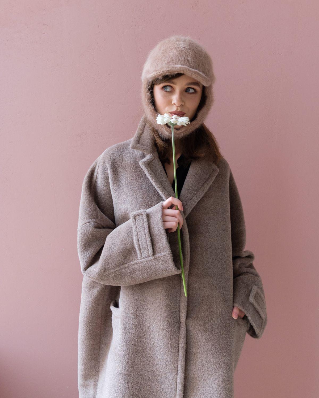 Пальто из шерсти альпака, Пальто, Тюмень,  Фото №1
