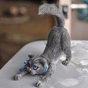 """Куклы и игрушки ручной работы. Ярмарка Мастеров - ручная работа Кот """"Стефан"""". Handmade."""