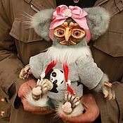 Куклы и игрушки ручной работы. Ярмарка Мастеров - ручная работа Совмед Софи. Handmade.