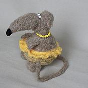 Куклы и игрушки ручной работы. Ярмарка Мастеров - ручная работа Крыса Лейла. Handmade.