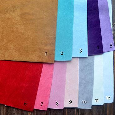Ткань замша для одежды купить в птица декоративная с перьями