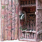 Сувениры и подарки ручной работы. Ярмарка Мастеров - ручная работа Освежитель воздуха-сортир. Handmade.