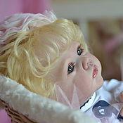 Куклы и игрушки ручной работы. Ярмарка Мастеров - ручная работа Малышка Элоди. Handmade.