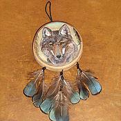 Фен-шуй и эзотерика handmade. Livemaster - original item Tambourine charm. Handmade.