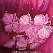Аксессуары ручной работы. Ярмарка Мастеров - ручная работа Орхидеи. Handmade.