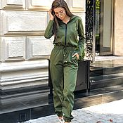 Одежда handmade. Livemaster - original item Women`s jumpsuit in stock. Handmade.