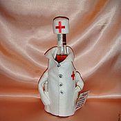"""Сувениры и подарки ручной работы. Ярмарка Мастеров - ручная работа Чехол """" Доктор"""". Handmade."""