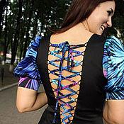Одежда handmade. Livemaster - original item sheath dress. Handmade.