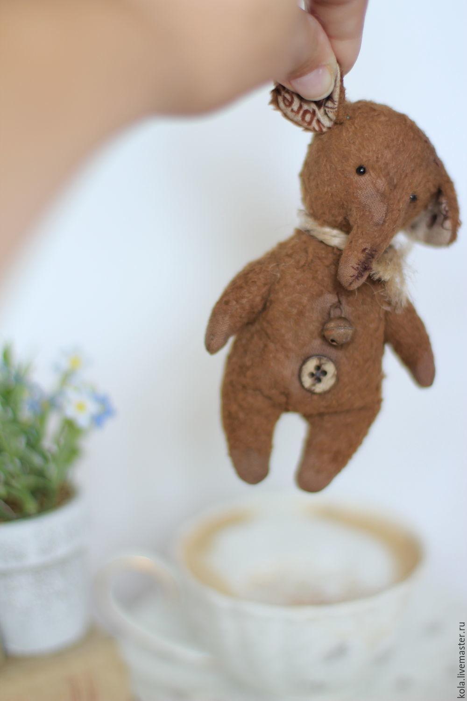 Elephant Teddy pocket, Teddy Toys, Moscow,  Фото №1