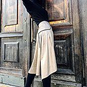"""Одежда ручной работы. Ярмарка Мастеров - ручная работа Золотая юбка """"Гамма Кассиопеи"""". Handmade."""