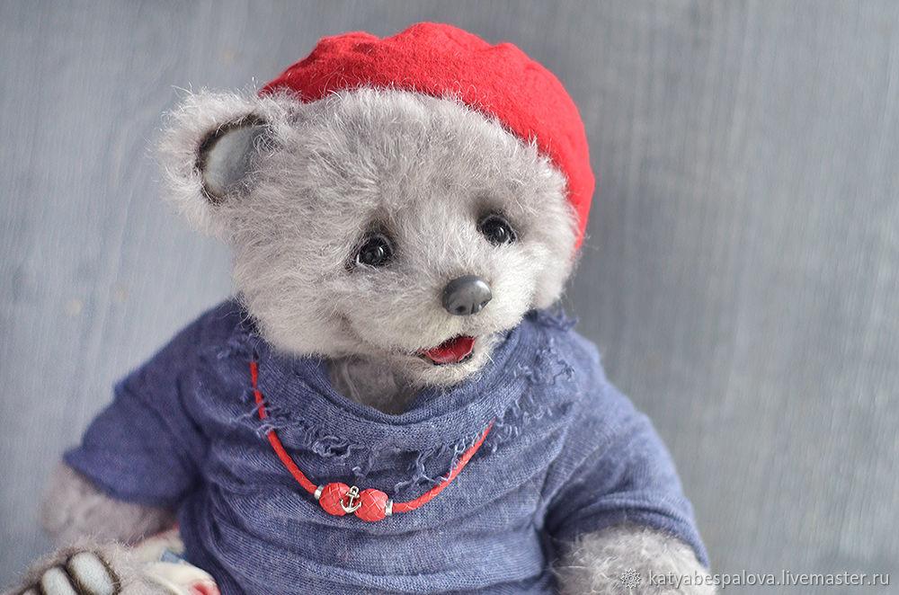 Мишка Сэм, Мягкие игрушки, Новосибирск,  Фото №1
