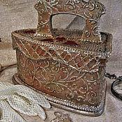 Для дома и интерьера handmade. Livemaster - original item Box PAD QUEEN ISABELLA. Handmade.
