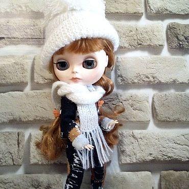 Куклы и игрушки ручной работы. Ярмарка Мастеров - ручная работа Шарнирная кукла: Лизочка. Handmade.