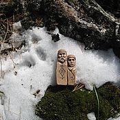 Фен-шуй и эзотерика handmade. Livemaster - original item A couple in love. Handmade.