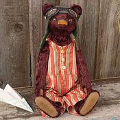 Куклы и игрушки ручной работы. Ярмарка Мастеров - ручная работа Мишка Николас. 46 см. Handmade.