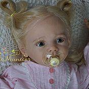 Куклы и игрушки ручной работы. Ярмарка Мастеров - ручная работа Мелиса кукла реборн. Handmade.