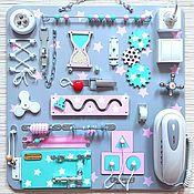 Бизиборды ручной работы. Ярмарка Мастеров - ручная работа Бизиборд с телефоном. Handmade.