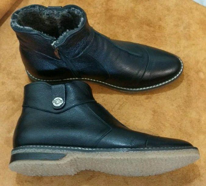 Мужские ботинки на танкетке, Ботинки, Ереван,  Фото №1