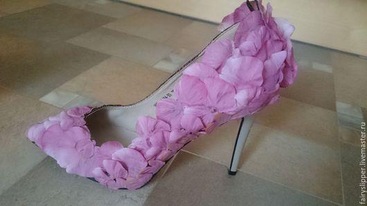 FairySlipper Летний пурпур