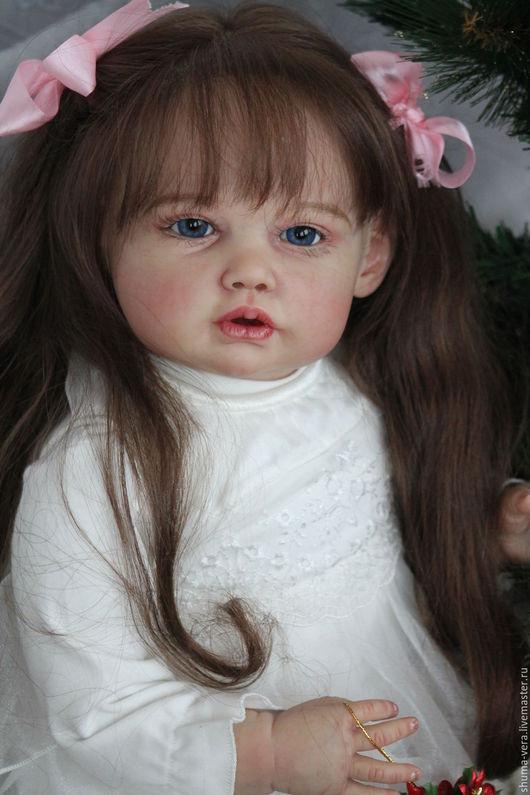 Куклы-младенцы и reborn ручной работы. Ярмарка Мастеров - ручная работа. Купить кукла реборнЭлла. Handmade. Белый, молд виниловый