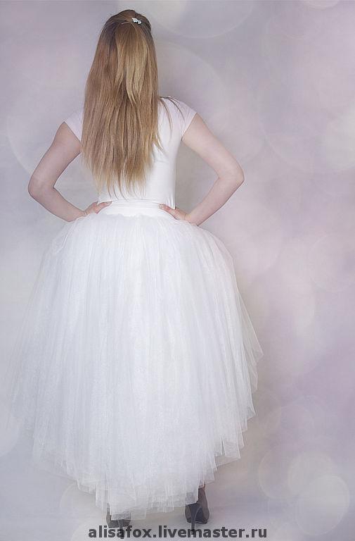 Как сшить на себя короткую и пышную юбку 179