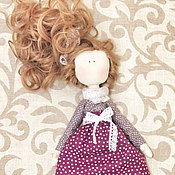Куклы и игрушки ручной работы. Ярмарка Мастеров - ручная работа Куколки. Handmade.