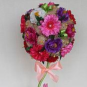 Цветы и флористика handmade. Livemaster - original item Interior arrangement topiary