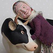 """Куклы и игрушки ручной работы. Ярмарка Мастеров - ручная работа """"Кормилица"""" кукла авторская. Handmade."""