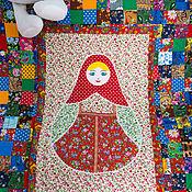 Работы для детей, handmade. Livemaster - original item Baby,cotton,quilt