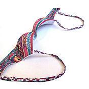 Одежда handmade. Livemaster - original item Silk bra. Handmade.