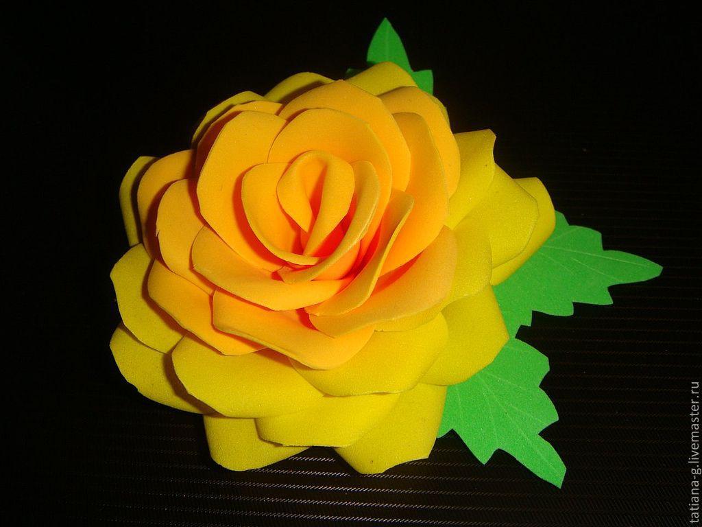 Ярмарка мастеров мастер класс цветы  #5