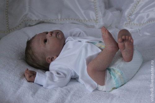 Куклы-младенцы и reborn ручной работы. Ярмарка Мастеров - ручная работа. Купить Кукла реборн Ульяна 2 (Тейлор 9). Handmade.