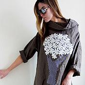 """Одежда ручной работы. Ярмарка Мастеров - ручная работа Платье в стиле бохо """"Сны Милы"""". Handmade."""