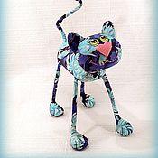 Куклы и игрушки ручной работы. Ярмарка Мастеров - ручная работа Кот   )). Handmade.