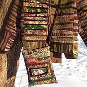 Одежда ручной работы. Ярмарка Мастеров - ручная работа поздняя осень. Handmade.