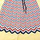 Одежда для девочек, ручной работы. Вязаное платье детское. Slavyanka-TM. Ярмарка Мастеров. Платье цветное, платье яркое