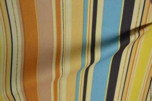 Текстиль, ковры ручной работы. Ярмарка Мастеров - ручная работа. Купить Римская штора рисунок полоска (Хлопок рогожка, Шинил). Handmade.