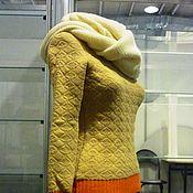 Одежда ручной работы. Ярмарка Мастеров - ручная работа Кофточка Песок. Handmade.